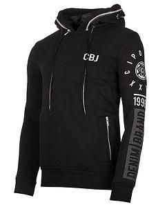 Cipo & Baxx CL303 Hoodie Black