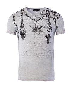 Carisma Bodil T-Shirt Grey
