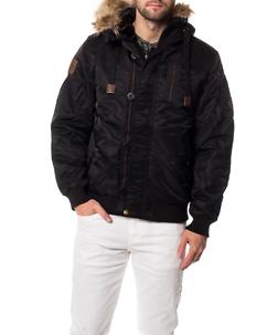 Cipo & Baxx CM128 Winter Jacket Black