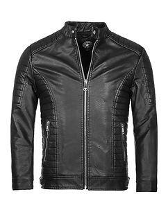 Disturb Clothing Eagle Jacket Black