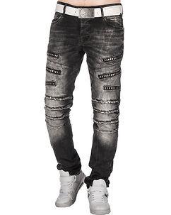 Cipo & Baxx CD306 Jeans Dark Grey
