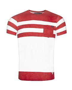 MZ72 Brand Tamark T-Shirt White/Red