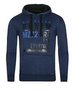 MZ72 Brand Jess Hoodie Night Blue