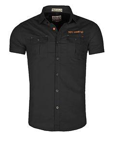 MZ72 Brand Crisp T-Shirt Black