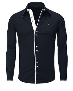 Carisma Justice Shirt Dark Navy