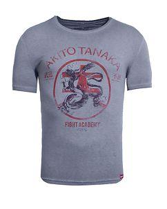 Akito Tanaka Fight Academy T-Shirt Anthracite