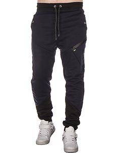MZ72 Brand Jays Sweatpants Dark Navy/Black