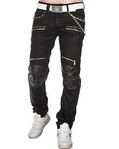 Cipo & Baxx CD380 Jeans Black