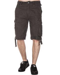 Brandit Vintage Shorts Anthracite
