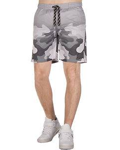 Carisma Zoran Shorts Grey Camo