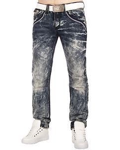 Cipo & Baxx CD285 Jeans Denim Blue