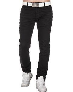 Cipo & Baxx CD319A Jeans Black