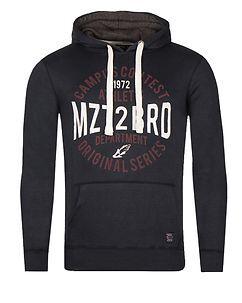 MZ72 Brand Jondas Hoodie Dark Navy