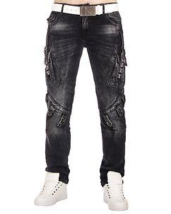 Cipo & Baxx CD440 Jeans Dark Blue