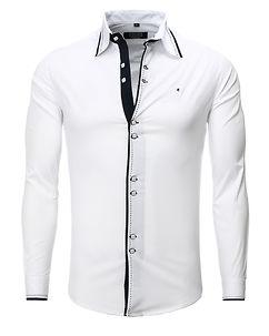 Carisma Justice Shirt White
