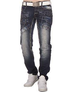 Highness Colten Jeans Dark Denim