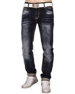 Cipo & Baxx CD468 Jeans Dark Denim