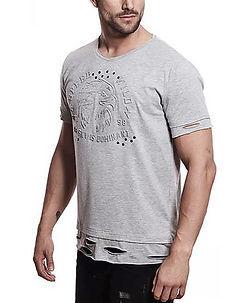 Carisma Heming T-Shirt Grey