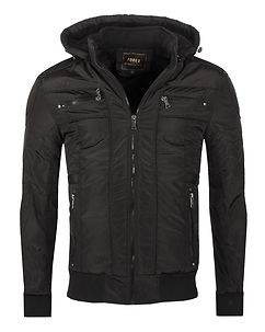 Biker Jacket Callan Jacket Black
