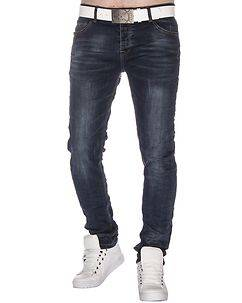 MZ72 Brand Well Jeans Denim Blue