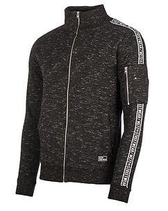 MZ72 Brand Jeremy Sweater Black