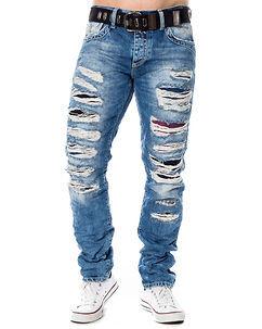 Cipo & Baxx CD131 Jeans Denim Blue