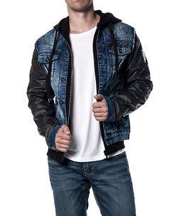 Cipo & Baxx C-1290 Denim Jacket