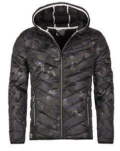 MZ72 Brand Leerun Jacket Camo Khaki