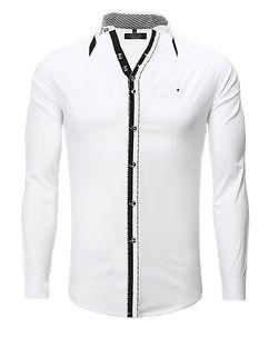 Carisma Dominique Shirt White
