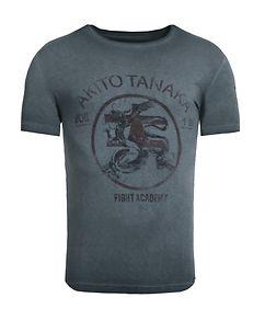 Akito Tanaka Fight Academy T-Shirt Navy