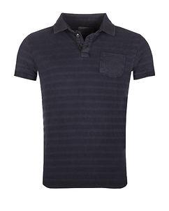 MZ72 Brand Parol T-Shirt Denim Blue
