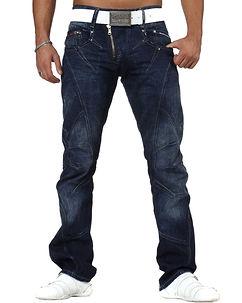 Cipo & Baxx C-768 Jeans Dark Blue