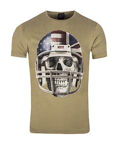 MZ72 Brand The Tiger T-Shirt Beige