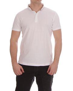 Brave Soul Octavio Polo Shirt White