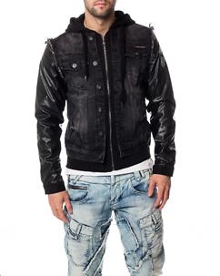 Cipo & Baxx C-1290 Jacket Black