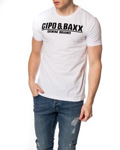Cipo & Baxx CT358 T-Shirt White