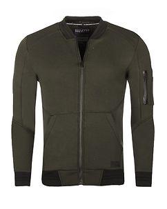 MZ72 Brand Link Jacket Dark Green