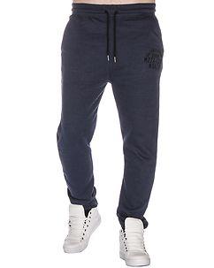 MZ72 Brand Jaro Sweatpants Blue Melange
