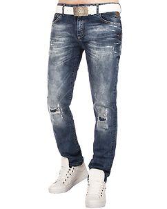 Cipo & Baxx CD390 Jeans Denim Blue