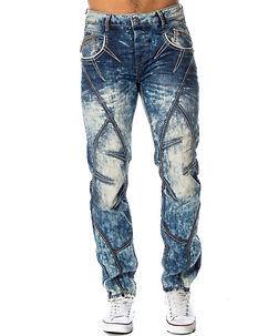 Cipo & Baxx CD269 Jeans Blue