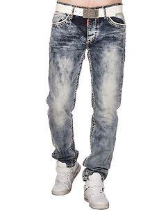 Cipo & Baxx CD148 Jeans Denim Blue