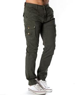 Cipo & Baxx CD362 Cargo Pants Khaki