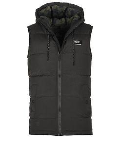 MZ72 Brand Loober Light Padded Vest Black