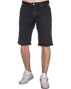 MZ72 Brand Alain Bermuda Shorts Navy