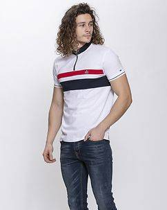 MZ72 Brand Pinto T-Shirt White