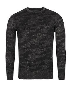 MZ72 Brand June Sweatshirt Black Camo