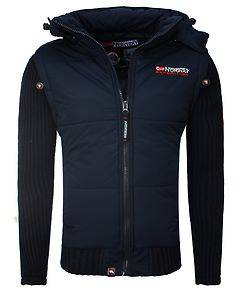 Geographical Norway Crumberry Jacket Navy