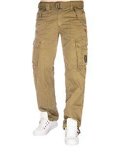 Geographical Norway Pomelo Cargo Pants Sand