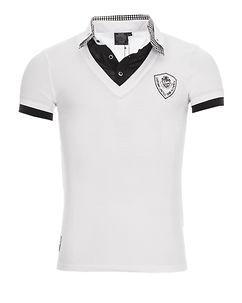 Carisma Brodie T-Shirt White