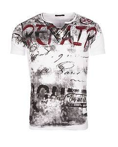 Cipo & Baxx CT322 T-Shirt White